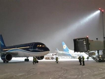 У Львівському аеропорту аварійна тривога, усі рейси скасовано
