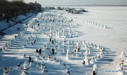 киатй 2019 сніговики