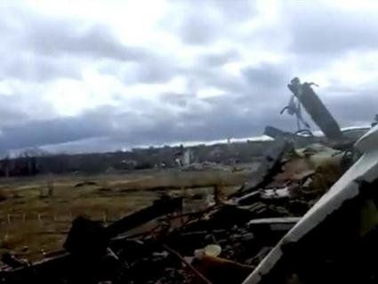 З'явилось унікальне відео боїв за Донецький аеропорт