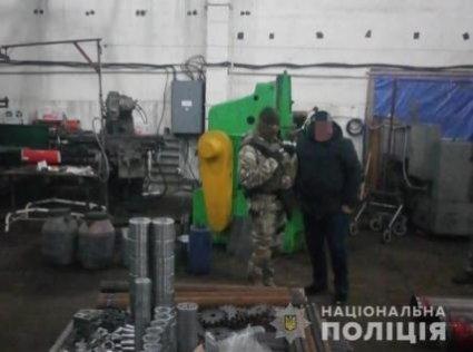 У Луцьку затримали торговця зброєю (ФОТО)