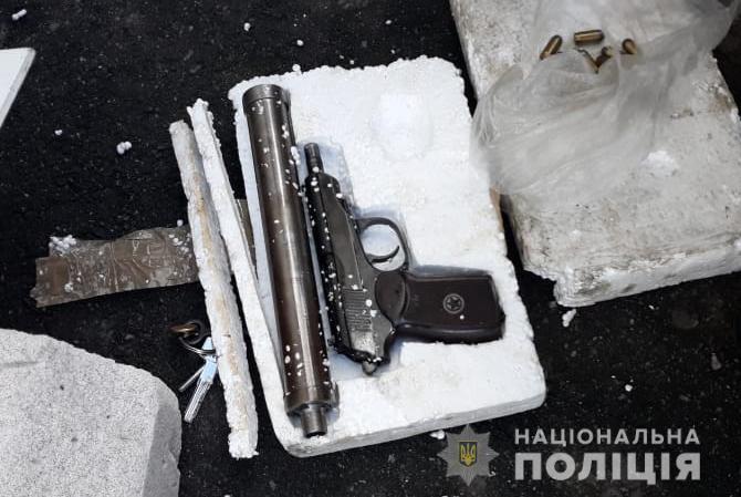 Упіймали торговця зброєю у Луцьку