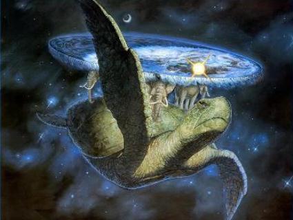Фанати пласкої Землі хочуть обпливти планету