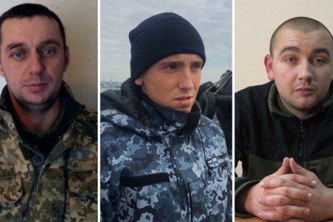 Росія допускає обмін українських військовополонених моряків