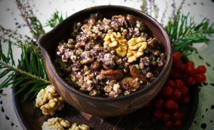 Традиційні святкові страви, які готують господині на Старий Новий-2019 рік