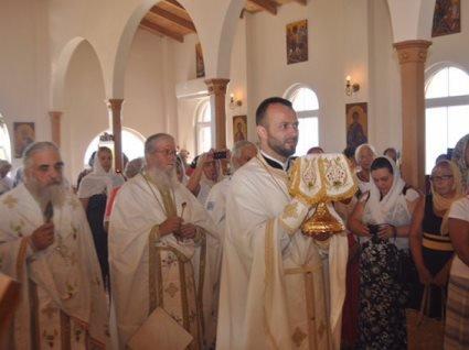 Волинський священник очолив київське представництво  Вселенського патріархату