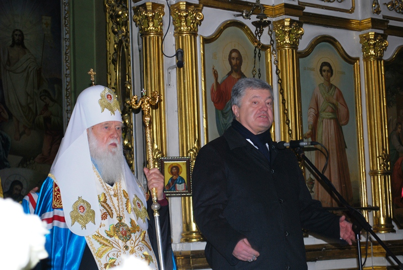 Петро Порошенко побував у Луцьку фото 7