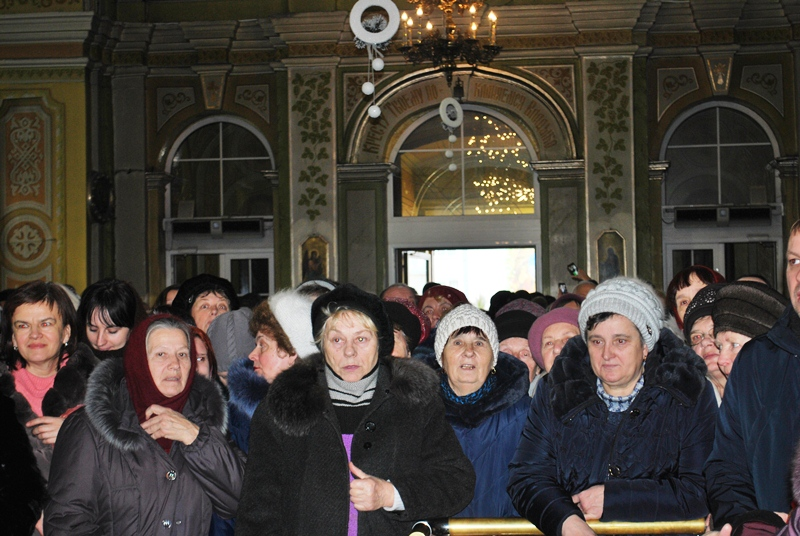 Петро Порошенко побував у Луцьку фото 9