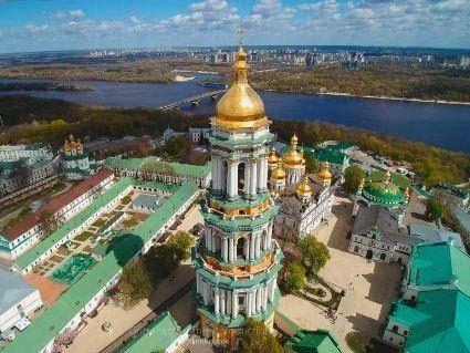 «Ми на своїй землі», – УПЦ (Московського патріархату) про Київську лавру