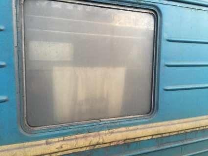 «Це пробите дно!»: депутата «прорвало» після поїздки в гидотно брудному потязі (фото)