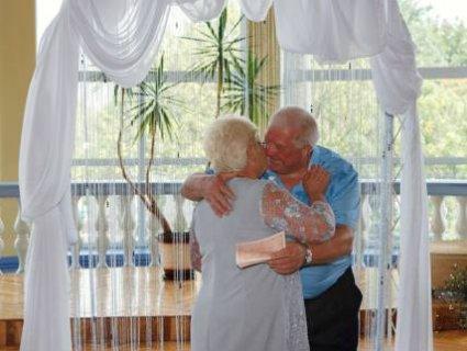 Нова послуга: аби не розлучатися, одружуйтеся знову!