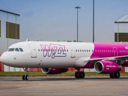 Значно зросла вартість багажу на популярному лоукості Wizz Air