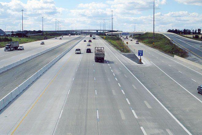 В Україні збудують нову бетонну дорогу