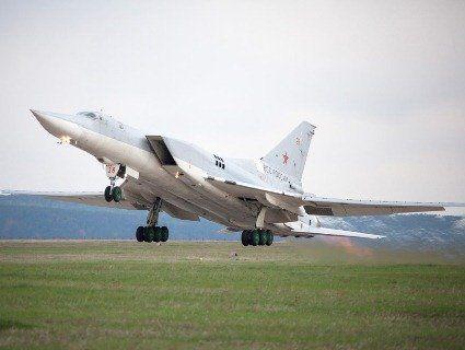У Росії розбився стратегічний бомбардувальник, екіпаж загинув