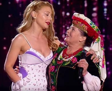 Ексклюзив: у 69 років стала зіркою «Голосу країни»