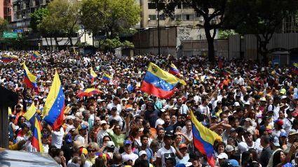 Україна висловила підтримку народу Венесуели у прагненні до демократії