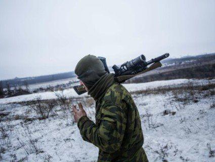 «Стріляв по людях»: на Донбасі цивільні застрелили з рушниці російського військового