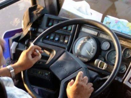У Франківську звільнили водія маршрутки, який курив у салоні і обклав матюками жінку-астматика