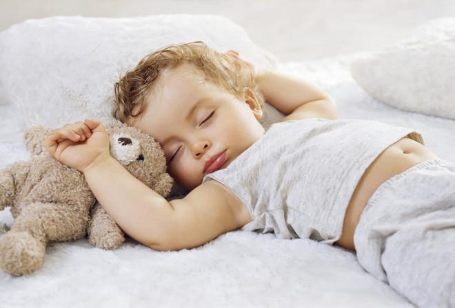 Дитина погано спить вночі
