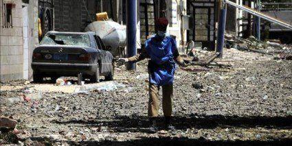 Через вибух на ринку в Ємені загинули шестеро осіб