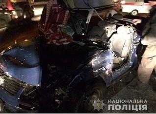 Смертельна аварія: на трасі Київ – Одеса загинули двоє людей