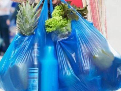 «Пакета з пакетами» більше не буде: в Раду подали законопроект про скорочення використання поліетилену