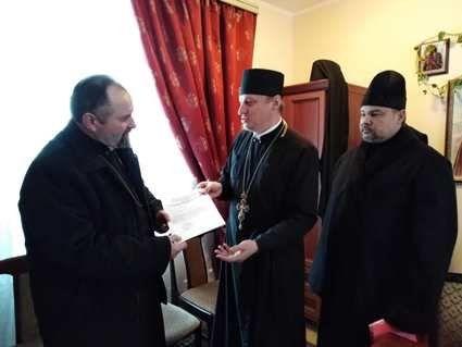 На Волині громада разом зі священиком перейшла з Московського патріархату в ПЦУ