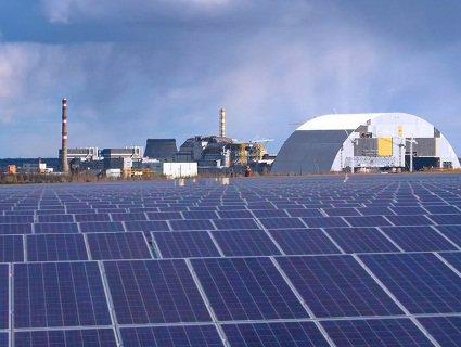 В Чорнобилі сонячну електростанцію будуватимуть японці