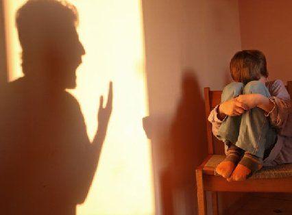Протягом року діти 2 тисячі разів заявляли про домашнє насильство