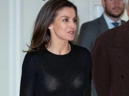 Королева Іспанії зганьбилася із вибором білизни (фото)