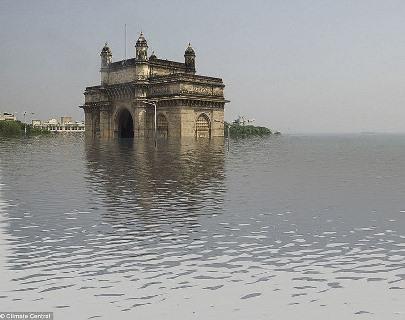 Невтішні прогнози: менше ніж за століття десятки українських міст опиняться під водою