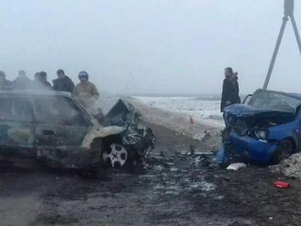 Їздив «на газі»: на Донбасі моторошна ДТП із шістьома загиблими (фото)