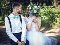 Привітання з весіллям від батьків у прозі