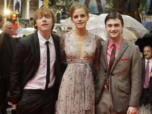 Зйомки «Гаррі Поттера» врятували вставні зуби