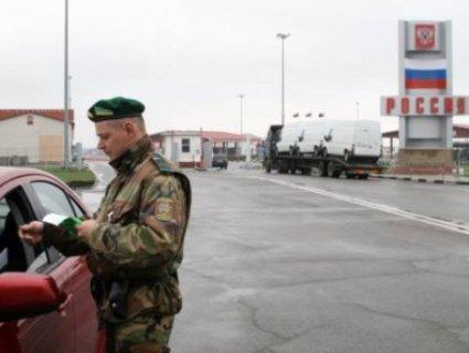 Близько ста українців не пропустили російські прикордонники через кордон (відео)