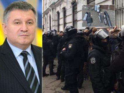 «Це бл*дство, а не політика!» – Аваков апелював до кандидатів у президенти (фото, відео)