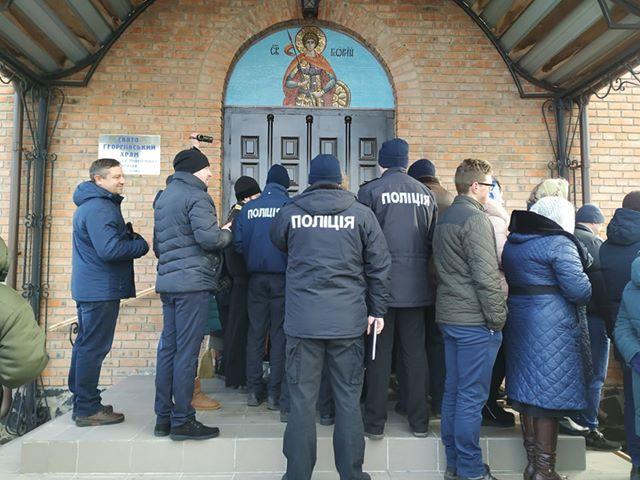 В Кульчині  місцева громада проголосувала за перехід до ПЦУ 7