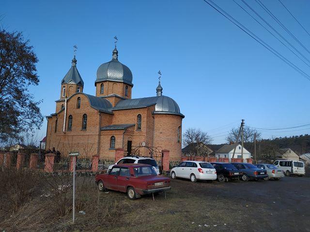 В Кульчині  місцева громада проголосувала за перехід до ПЦУ 4