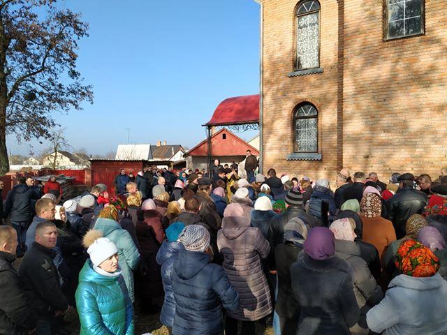 В Кульчині  місцева громада проголосувала за перехід до ПЦУ 6