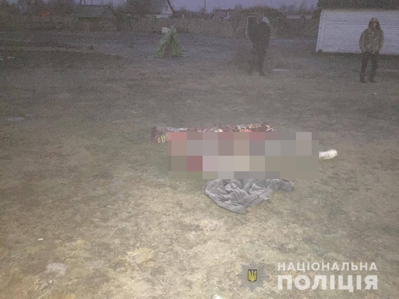вбили Юрія з села Старе Село у Рокитнівському районі на Рівненщині