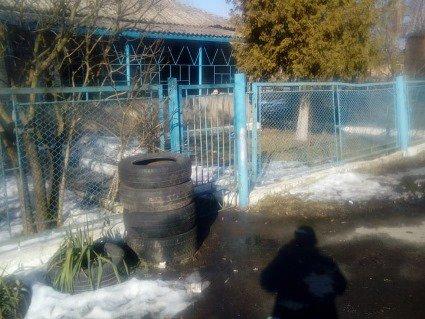 Кобура від «Макарова» та кривавий слід: що знайшли в Нововолинську (фото)