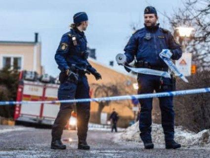 Вибух у Стокгольмі: чоловік підірвався на власній вибухівці