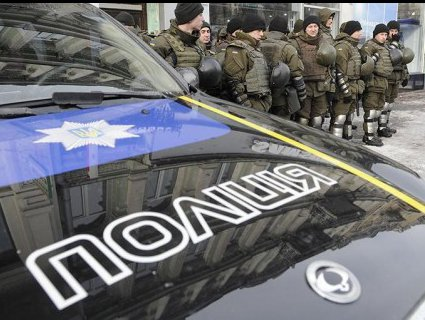 Українські поліцейські запустили флешмоб «Я – бандерівець» (фото)