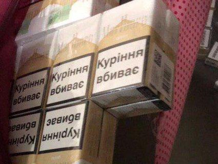 Контрабанда у матрацах: на Ягодині виявили схованих сигарет на 28 тисяч гривень (фото)