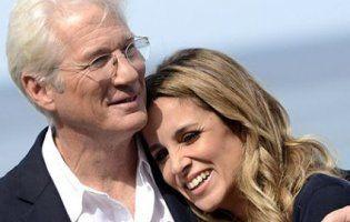 69-річний Річард Гір став батьком