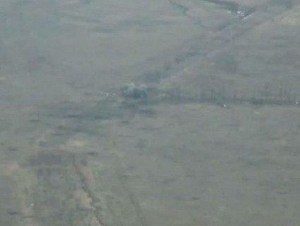 ЗСУсівці потужним ударом знищили бліндаж бойовиків: у Мережі показали відео
