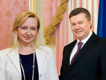 «Кричуща розкіш»: як коханка Януковича жила у Києві (фото, відео)