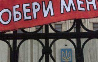 У Києві за кандидата в президенти агітували серед дошкільнят