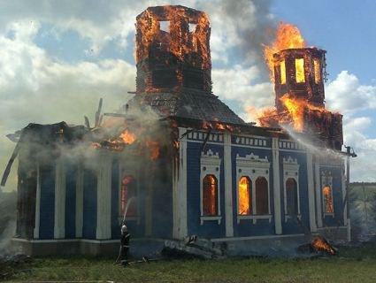 2 тисячі доларів за підпал церкви: як російські спецслужби вербують українців