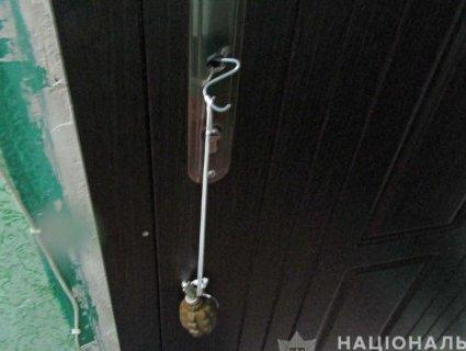Граната замість ручки: на Житомирщині знайшли гранату у багатоквартирному будинку