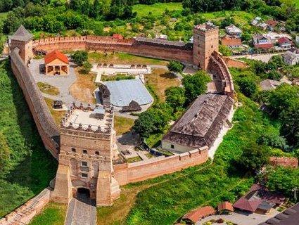 У Луцьку чоловік хотів забрати замок Любарта собі у спадок